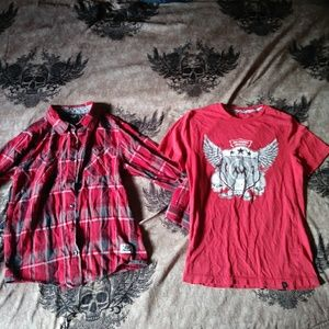 Shaun White Boys Shirts